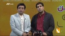 Farzad Hasani Exir & Jamshid   عذرخواهی فرزاد حسنی از مردم و جمشید برنامه اکسیر
