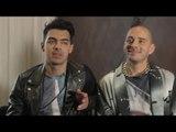 DNCE interview - Joe and Cole