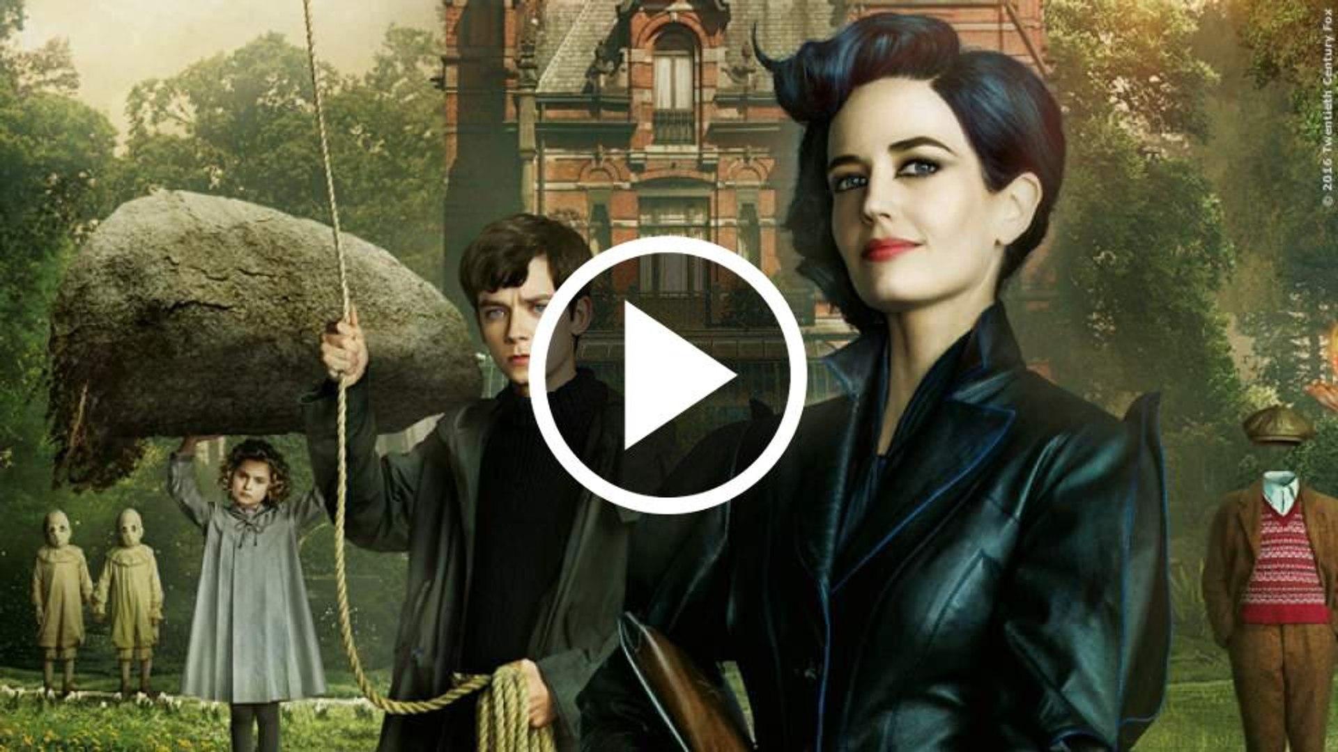 DIE INSEL DER BESONDEREN KINDER Trailer German Deutsch (2016) HD