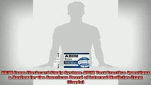 READ book  ABIM Exam Flashcard Study System ABIM Test Practice Questions  Review for the American Full EBook