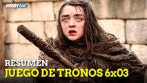 """Juego de tronos 6 - Reacción a """"Perjurio"""" Game of Thrones 6x03 """"Oathbreaker"""""""