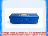 Music Angel Original qualité cool ange de la musique stéréo mini portable sound box président