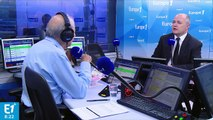 """Bruno Le Roux : """"Le seul qui peut dire """"moi je"""", c'est François Hollande"""""""