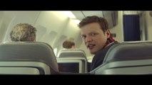 Parodie d'un vol dans un avion Allemand avec de bons gros préjugés LOL - Pub Lufthansa