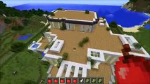 popularmmos Minecraft  INSTANT STRUCTURES EPIC PALACE, BETTER HOUSES, UNIQUE STRUCTURES, & MORE! Mod