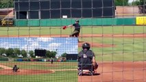 WATCH - Tim Lincecum throws for scouts in Arizona