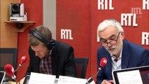 """Concours Lépine : """"Je rêve d'une machine qui ferait briller les souliers"""", avoue Pascal Praud"""