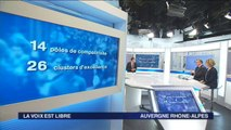 La nouvelle région Auvergne-Rhône-Alpes va-t-elle booster l'emploi ? - La Voix est Libre - 1ère partie