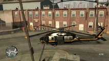 Grand Theft Auto IV PC: Assassin Missions With Annihilator Helicopter 4