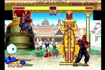 Ten-Akuma vs Shin-Akuma - SUPER STREET FIGHTER II Turbo