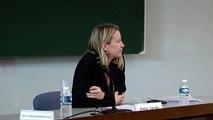 """""""Droit international humanitaire et jurisprudence de la CEDH : points de contact et de tension"""", Anna Austin, jurisconsulte adjointe de la Cour Européenne des Droits de l'Homme (CEDH)."""