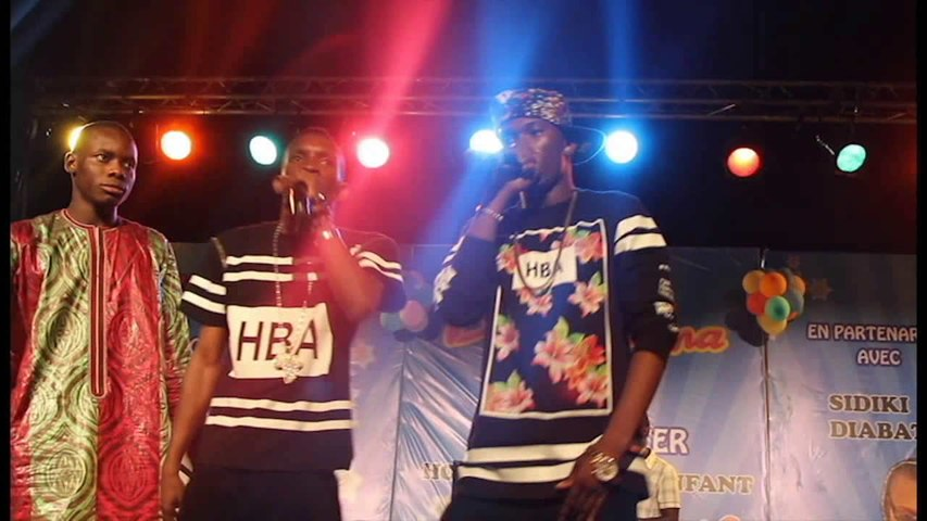 SIDIKI DIABATE en Concert a Abidjan 07Mai