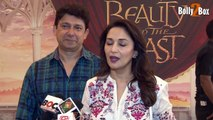 Madhuri Dixit at Beauty and The Beast Musical