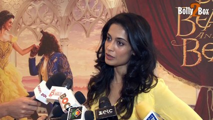 Sarah-Jane Dias at Beauty and The Beast Musical