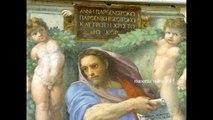 Raphael, the Prophet Isaiah fresco in the Church of St Augustine in Rome (manortiz)