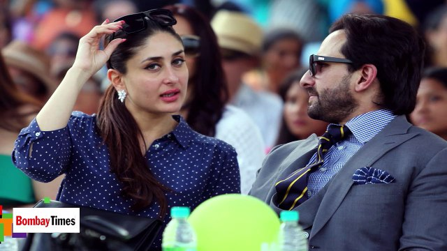 Kareena Kapoor REVEALS that Saif Ali Khan is more Protective of Karisma Kapoor than her!Kareena Kapoor REVEALS that Saif Ali Khan is more Protective of Karisma Kapoor than her!