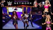 Charlotte(Paige,Becky Lynch) VS. Brie Bella(Nikki Bella,Alicia Fox)& Sasha Banks - Battleground 2015