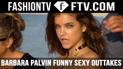 Barbara Palvin Funny Sexy Outtakes SI Swimsuit 2016 | FTV.com