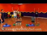 Increase Vertical Jump Workout   Training for Volleyball   Volleyball Workout