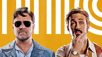 The Nice Guys NEW Trailer (Ryan Gosling, Russell Crowe 2016)