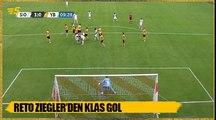 Reto Ziegler'den klas gol