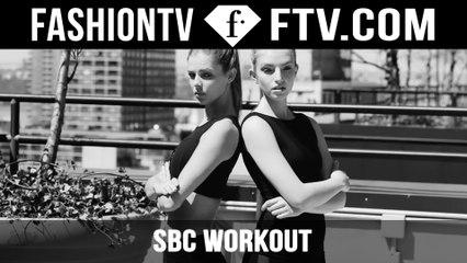 SBC Workout For BFFs with ELLE   FTV.com