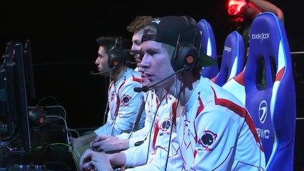 ESWC 2016 COD - 1/2 Finals Splyce VS Rise Gaming Game 1 & 2 (FR)