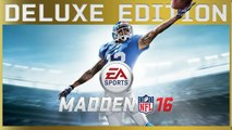 Madden NFL 16 Deluxe Edition Vs Standard Edition: Features & Price Details