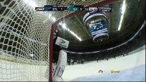 BJ Crombeen goal. St. Louis Blues vs SJ Sharks 4/19/12 NHL Hockey