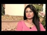 غرام وحنين  فى برنامج دردشة  مع ندى عبد الله  الجزء الثالث حصريا على قناة شعبيات