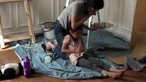 Intoxication d'origine chimique : Premiers secours. Croix Rouge/Croissant Rouge