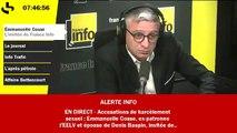 Denis Baupin accusé d'agressions sexuelles : Emmanuelle Cosse se confie sur le scandale autour de son mari