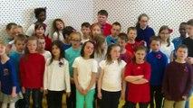 [Ecole en choeur] Académie Nancy-Metz- Ecole les chevreuils à Ancerville 55