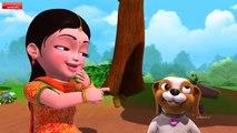 Grandfather Nursery Rhyme Hindi - Dadaji Poem For Kids