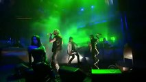 Motley Crue - Saints Of Los Angeles - Live on David Letterman 24 06 2008