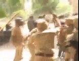 ruckus in allahabad university, students injured in allahabad university, allahabad news, latest news in hindi, latest n
