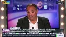 La minute de Delamarche : Les banques centrales se foutent de l'économie, seuls les marchés comptent ! - 09/05