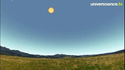 Mercure devant le Soleil - 09.05.16
