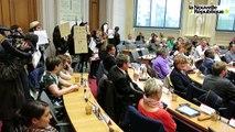 VIDEO : Le mouvement Nuit debout s'invite au conseil municipal de Poitiers