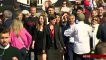Labours Sadiq Khan elected London Mayor - BBC News