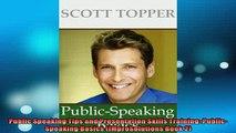 EBOOK ONLINE  Public Speaking Tips and Presentation Skills Training PublicSpeaking Basics READ ONLINE