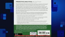 READ book  Predictive Analytics Microsoft Excel  FREE BOOOK ONLINE