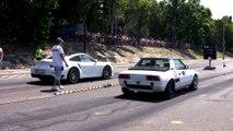 Porsche 997 Turbo Vs. Fiat X 19