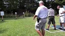 10-9-11 Steel Challenge at Ant Hill Range in NC Glock 17 Limited Minor