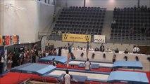 Masters 2016 à Metz - Marine Anais synchro Elite