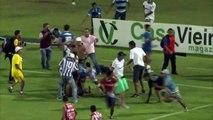 Violences au Brésil après un match de foot !