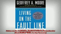 READ book  Living on the Fault Line Revised Edition Managing for Shareholder Value in Any Economy Free Online