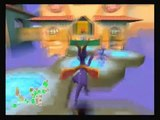 Spyro 2: Ripto's Rage Playthrough Part 27-A: Cloud Temples. Temples in the clouds