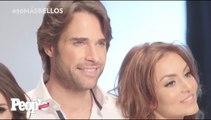 Sebastian Rulli y Angelique Boyer - Detrás de Cámaras Portada #50MasBellos de #PeopleEnEspañol #Mexico