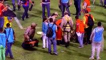 Une bagarre générale d'une violence extrême éclate lors d'un match au Brési